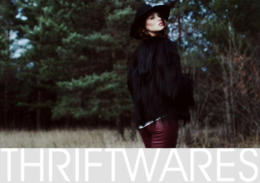 THRIFTWARES | YOUTH CULT VINTAGE CLOTHING